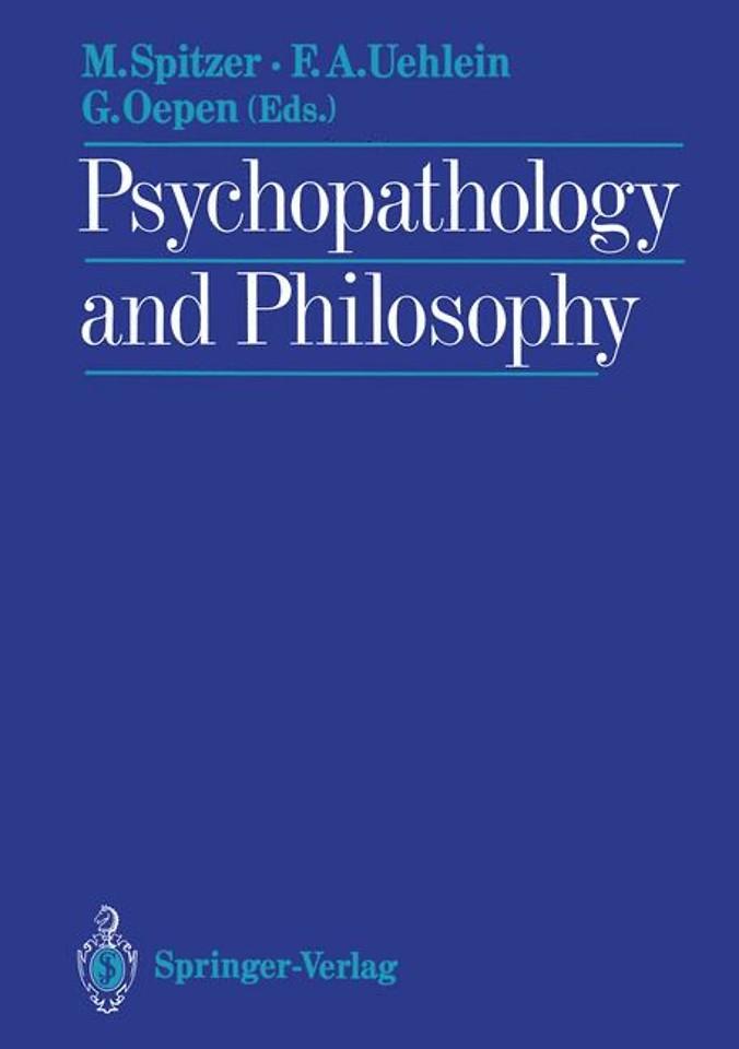 Psychopathology and Philosophy