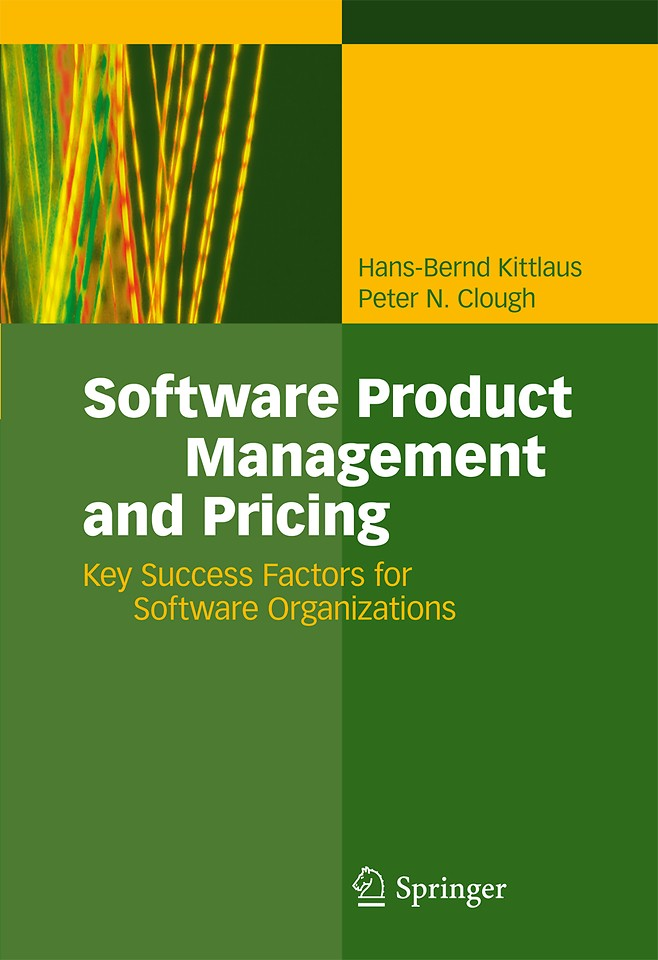Software Product Management and Pricing
