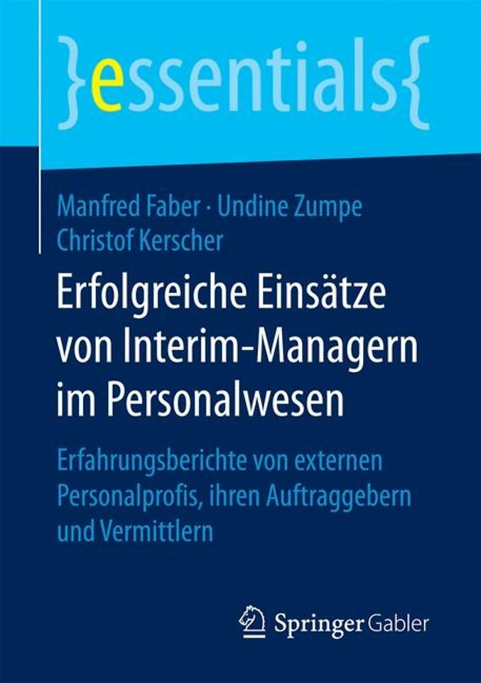 Erfolgreiche Einsätze von Interim-Managern im Personalwesen