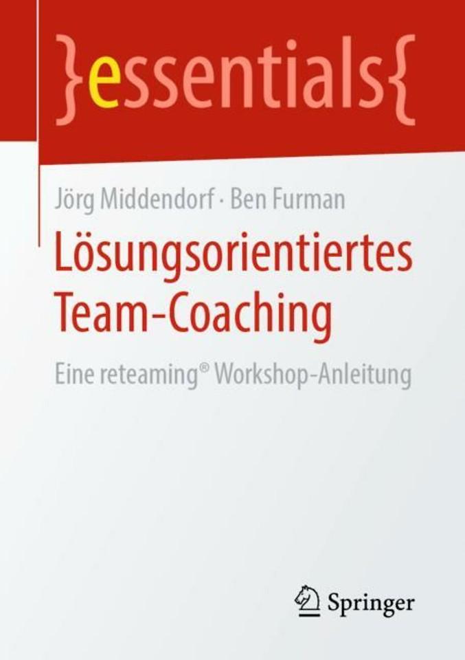 Lösungsorientiertes Team-Coaching