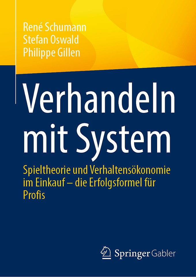 Verhandeln mit System