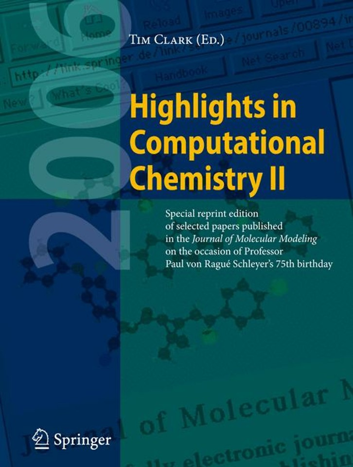 Highlights in Computational Chemistry II