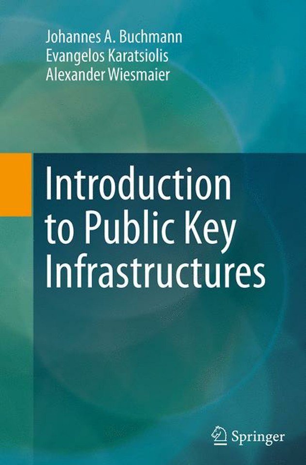 Introduction to Public Key Infrastructures