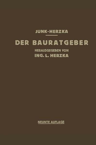 Der Bauratgeber door Leopold Herzka (Boek) - Managementboek.nl