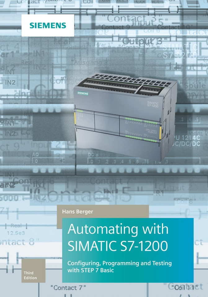Automating with SIMATIC S7–1200