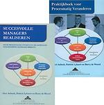 Combinatiepakket Succesvolle managers realiseren & Praktijkboek voor procesmatig veranderen