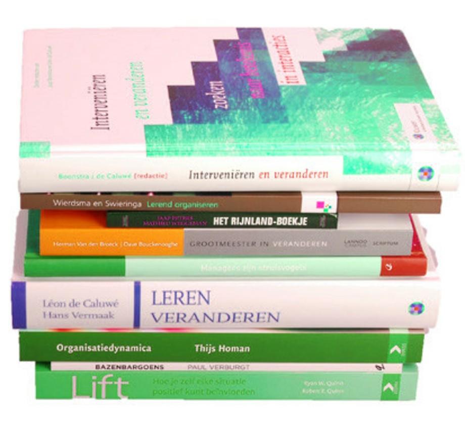 Verandermanagement Boekenpakket