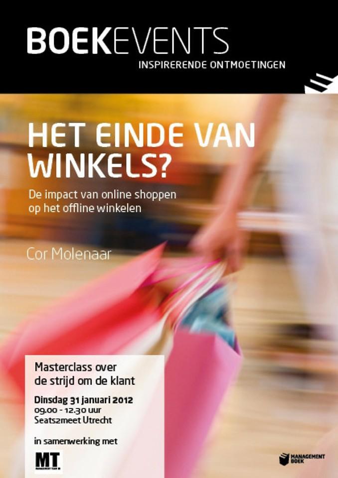 Masterclass - Het einde van winkels? - dinsdag 31 januari 2012