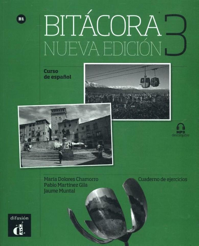 Bitacora 3 Nueva edición libro del alumno + mp3