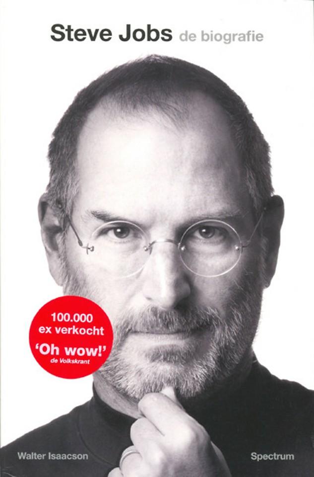 Steve Jobs de biografie