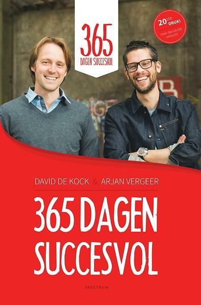 365 dagen succesvol (e-book) door david de kock, arjan vergeer