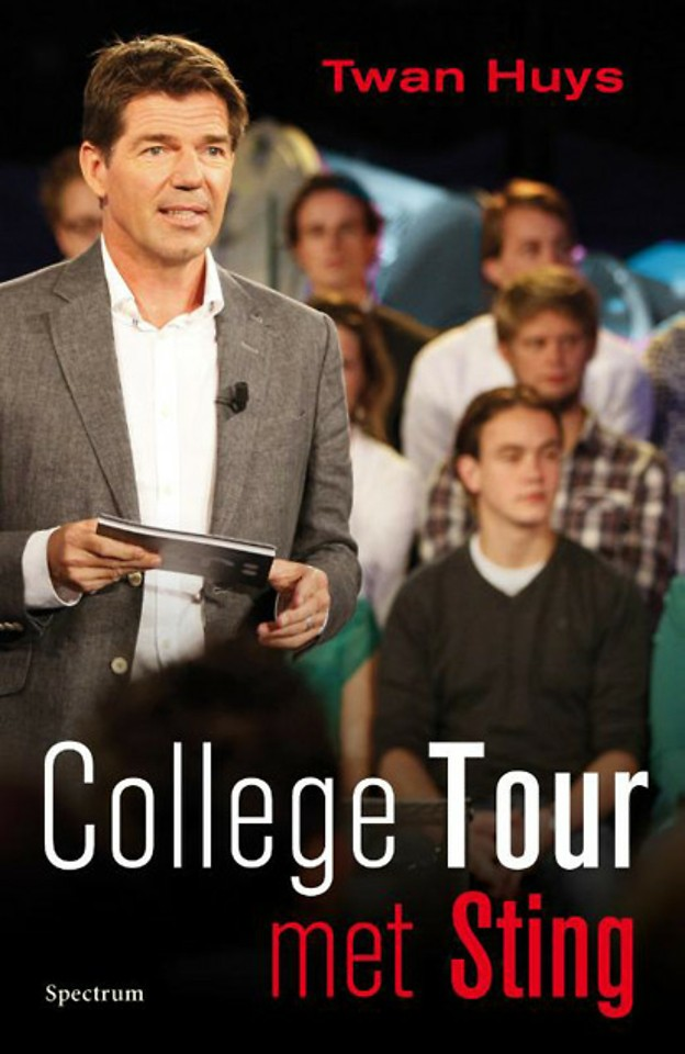 College tour met Sting