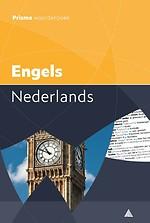 Prisma Pocketwoordenboek Engels - Nederlands