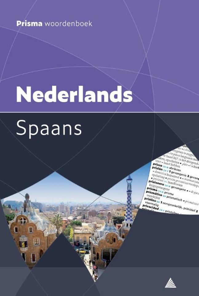 Prisma Pocketwoordenboek Nederlands - Spaans