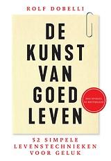 Kaft van e-book De kunst van goed leven