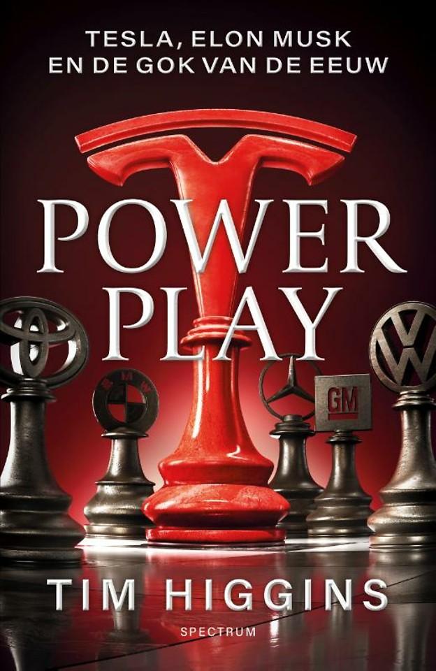 Power Play - Tesla, Elon Musk en de gok van de eeuw