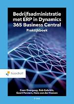 Bedrijfsadministratie met ERP in Microsoft Dynamics NAV - praktijkboek