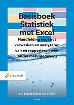 Basisboek Statistiek met Excel