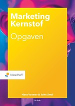 Marketing Kernstof - Opgaven