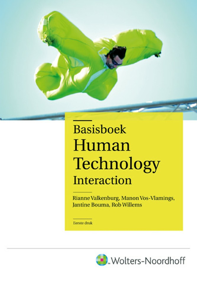 Basisboek Human Technology Interaction