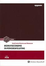 Bedrijfseconomie en periodeafsluiting (opgaven- en werkboek)