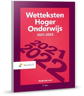 Wetteksten Hoger Onderwijs 2021-2022