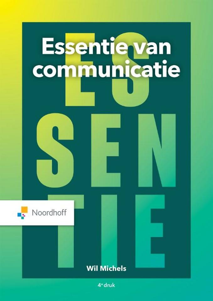Essentie van communicatie