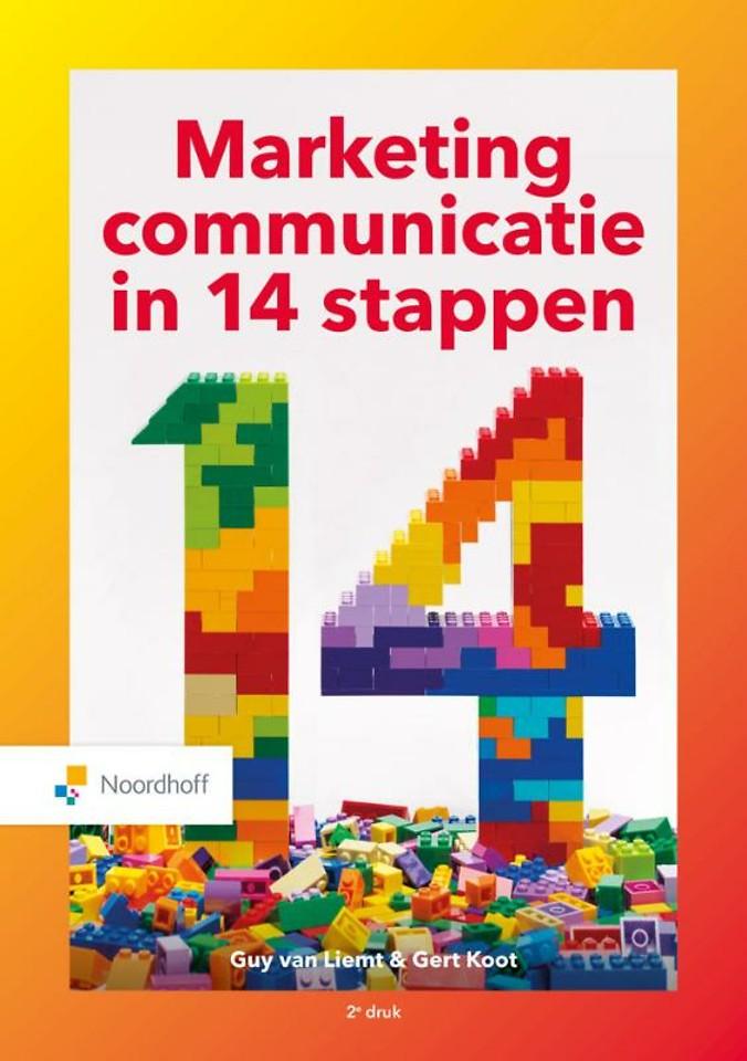 Marketingcommunicatie in 14 stappen