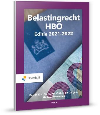 Belastingrecht HBO Editie 2021-2022