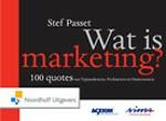 Wat is marketing?