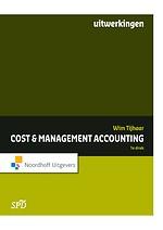 Cost & Management Accounting - Uitwerkingen