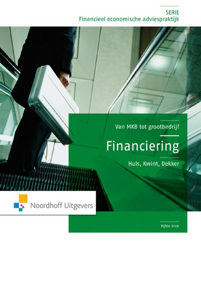 Financiering van MKB tot grootbedrijf
