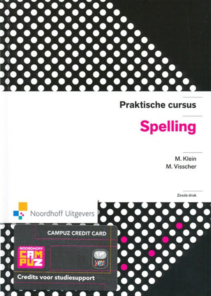 Praktische cursus Spelling