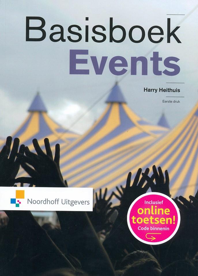Basisboek Events - Professioneel evenementen organiseren