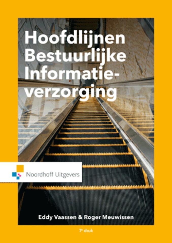 Hoofdlijnen Bestuurlijke Informatieverzorging - 7e druk