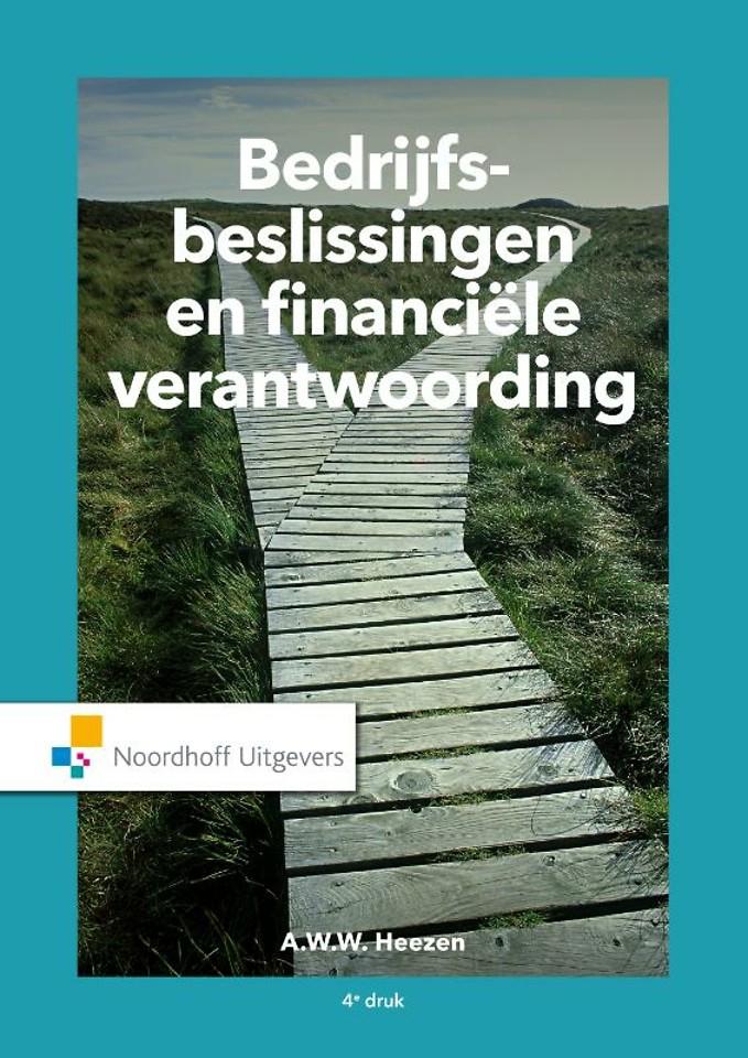 Bedrijfsbeslissingen en financiële verantwoording
