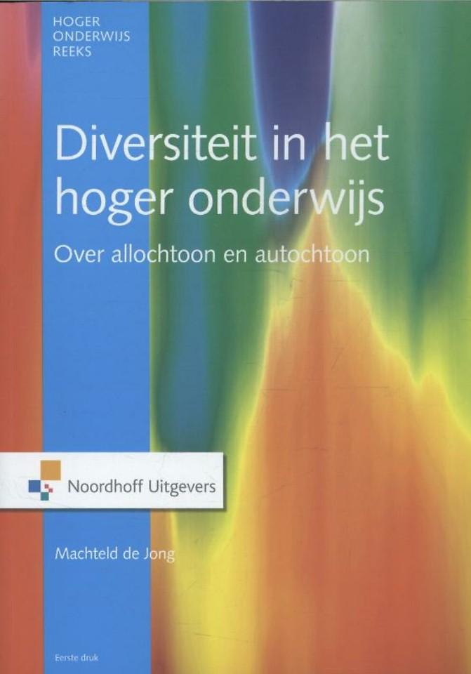 Diversiteit in het hoger onderwijs