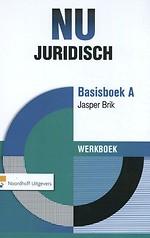 NU Juridisch Basisboek A werkboek