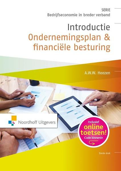 introductie ondernemingsplan Introductie Ondernemingsplan & financiële besturing door Andre  introductie ondernemingsplan