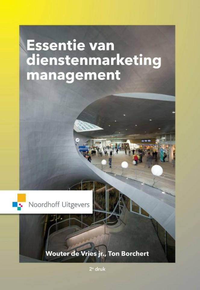 Essentie van dienstenmarketingmanagement
