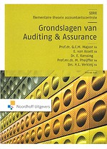 Grondslagen van Auditing en Assurance