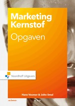 Marketing kernstof - Opgaven en cases