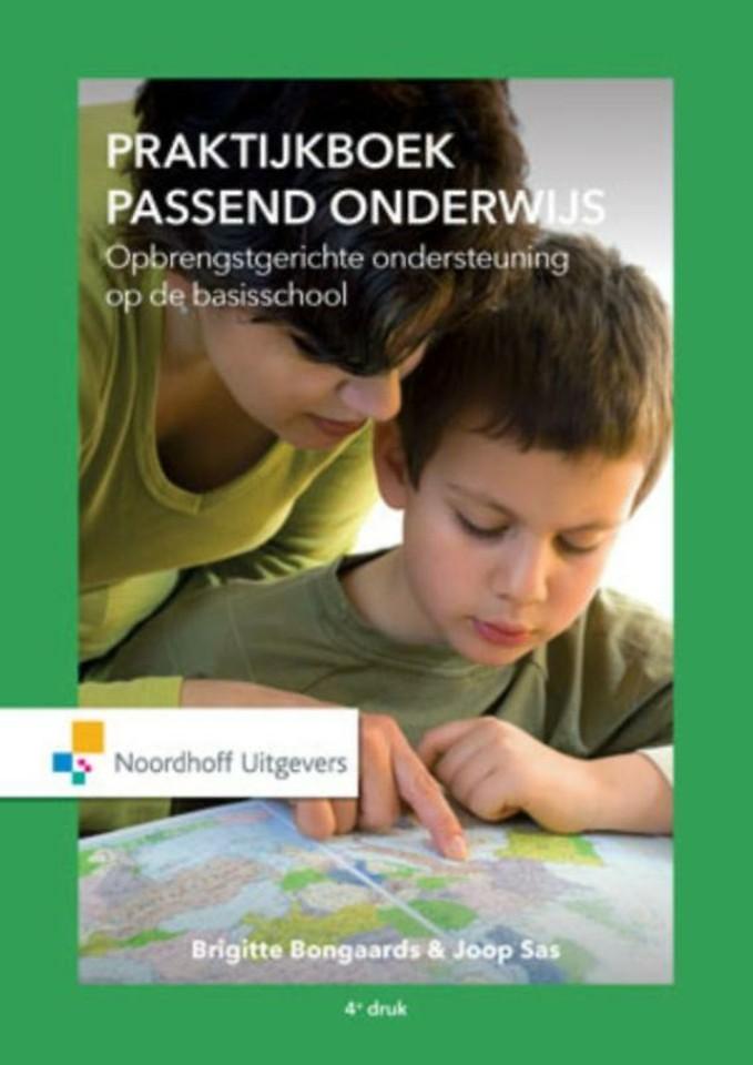 Praktijkboek passend onderwijs