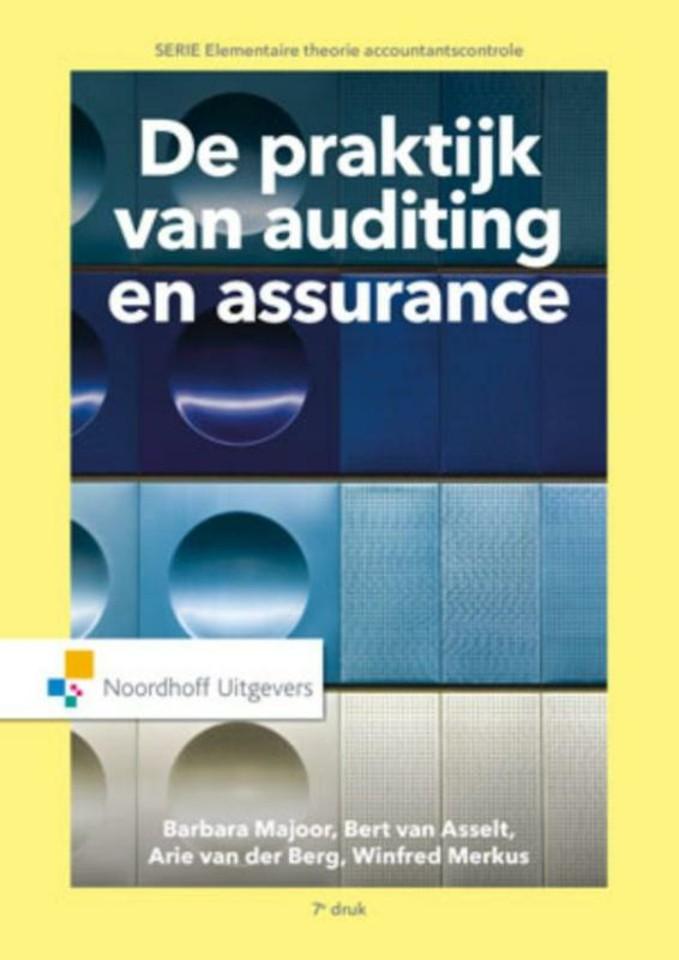 De praktijk van Auditing & Assurance