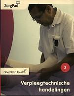 ZorgPad, Verpleegtechnische handelingen Theorieboek Niveau 3
