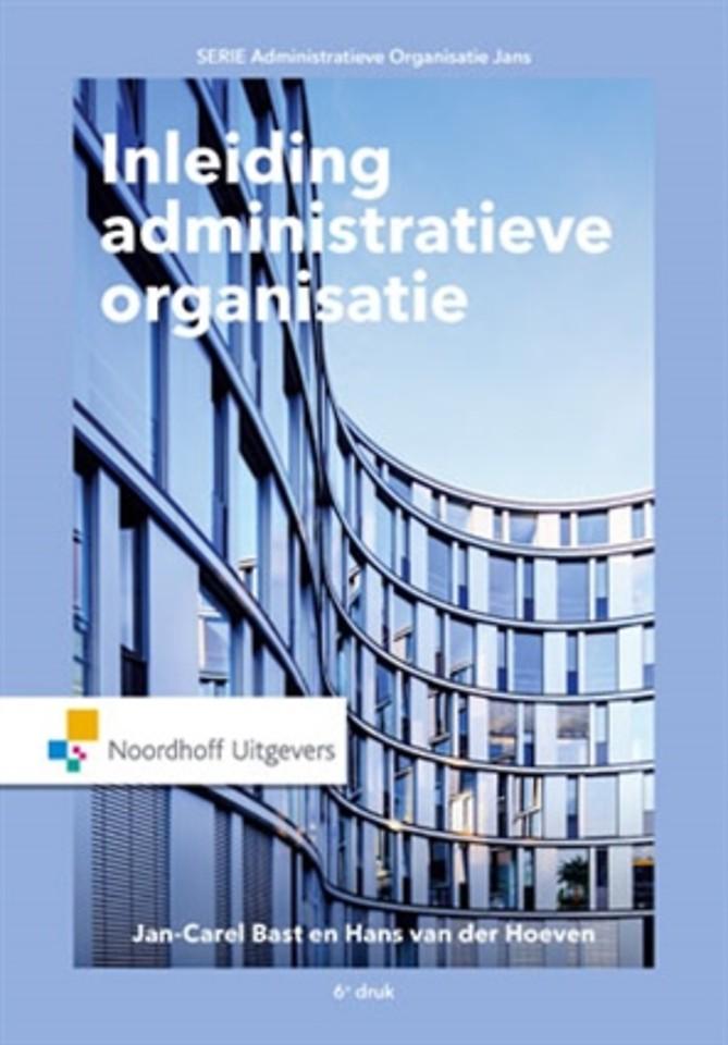 Inleiding administratieve organisatie