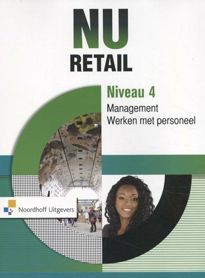 NU Retail Niveau 4 management. Werken met personeel