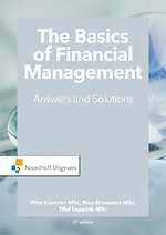 The Basics of Financial Management - Answers and Solutions