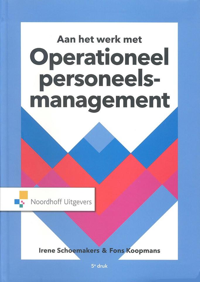Aan het werk met Operationeel personeelsmanagement