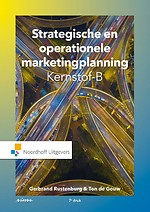 Strategische en operationele marketingplanning - Kernstof-B